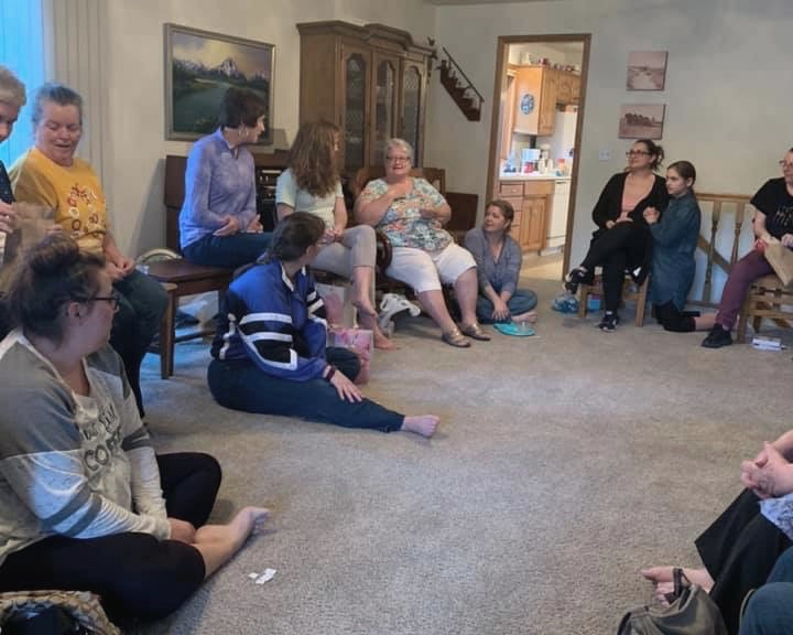 PBC Women - Ages & Stages   A gathering for women of all ages and stages of life to encourage and love each other. It meets the first Thursday of every month with a different lady hosting in her home. All ages welcome.  For more info, contact  Kenna Anderson  at:  kaluft96@outlook.com