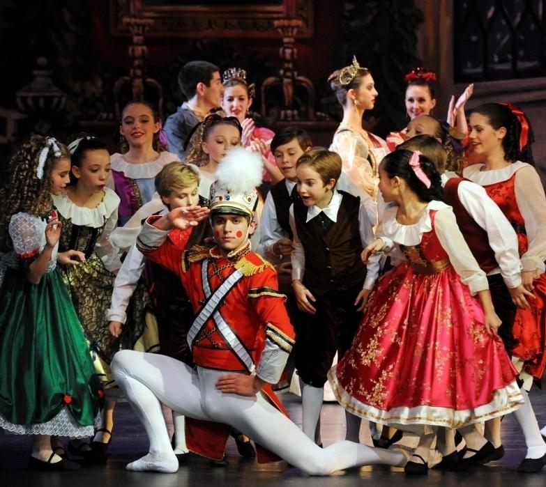 Балет Щелкунчик - New York City Ballet - The Nutcracker24 Ноября 2017 - 31 Декабря 2017Для американцев всех поколений