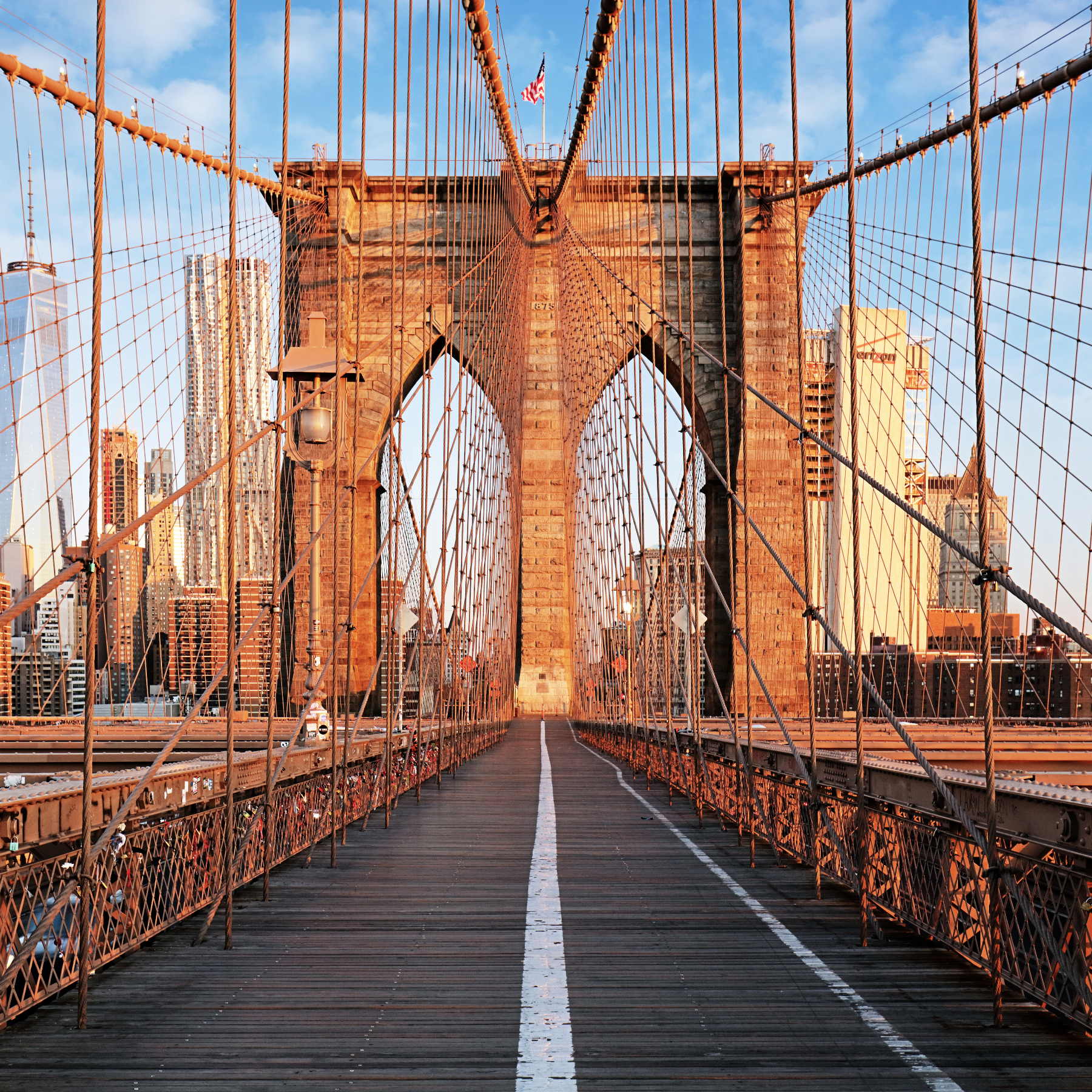 Бруклинский мост -
