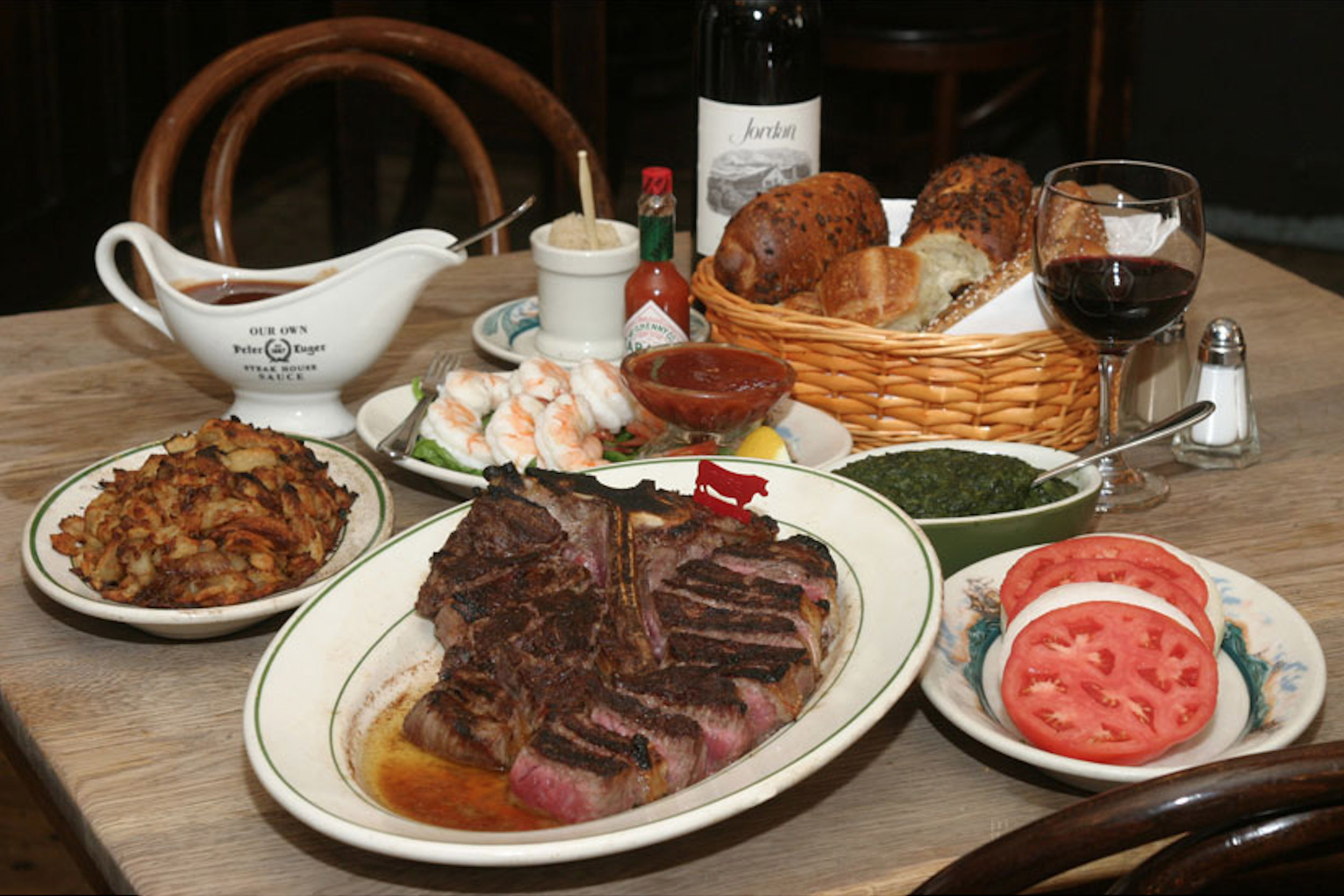 Peter Luger Steakhouse - 178 Broadway, Brooklyn, NY 11211