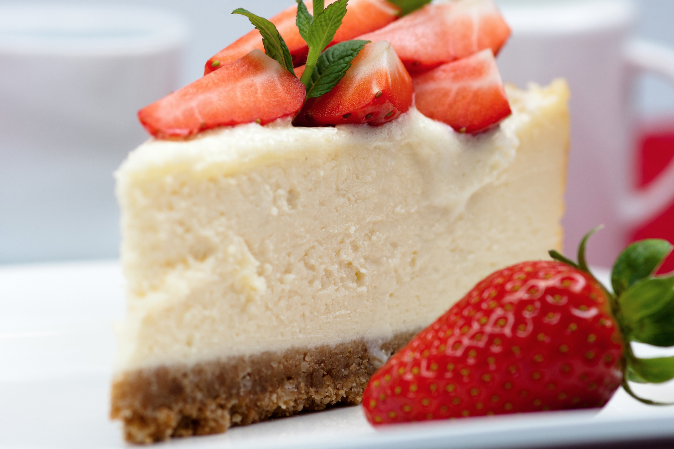 Десерты -