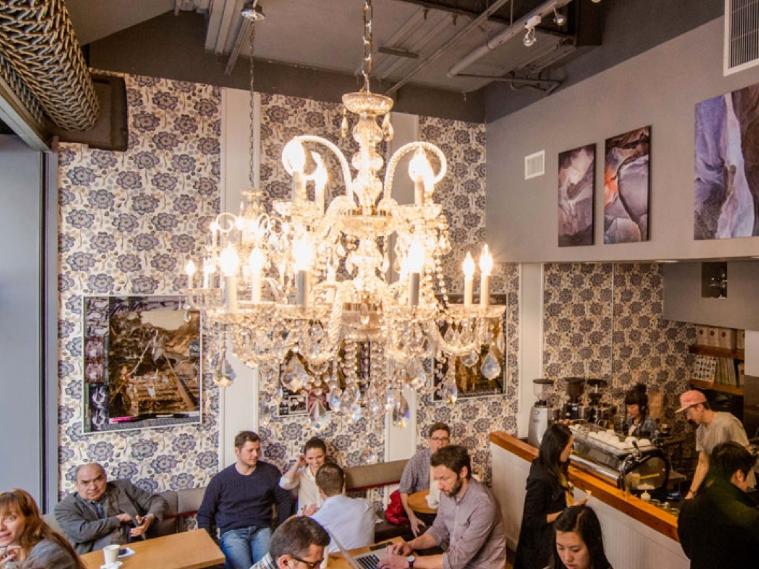 Culture Espresso - 72 W 38th St, New York, NY 10018