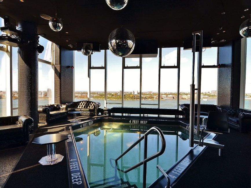 Le Bain  - The Standard, High Line, 848 Washington St, New York, NY 10014