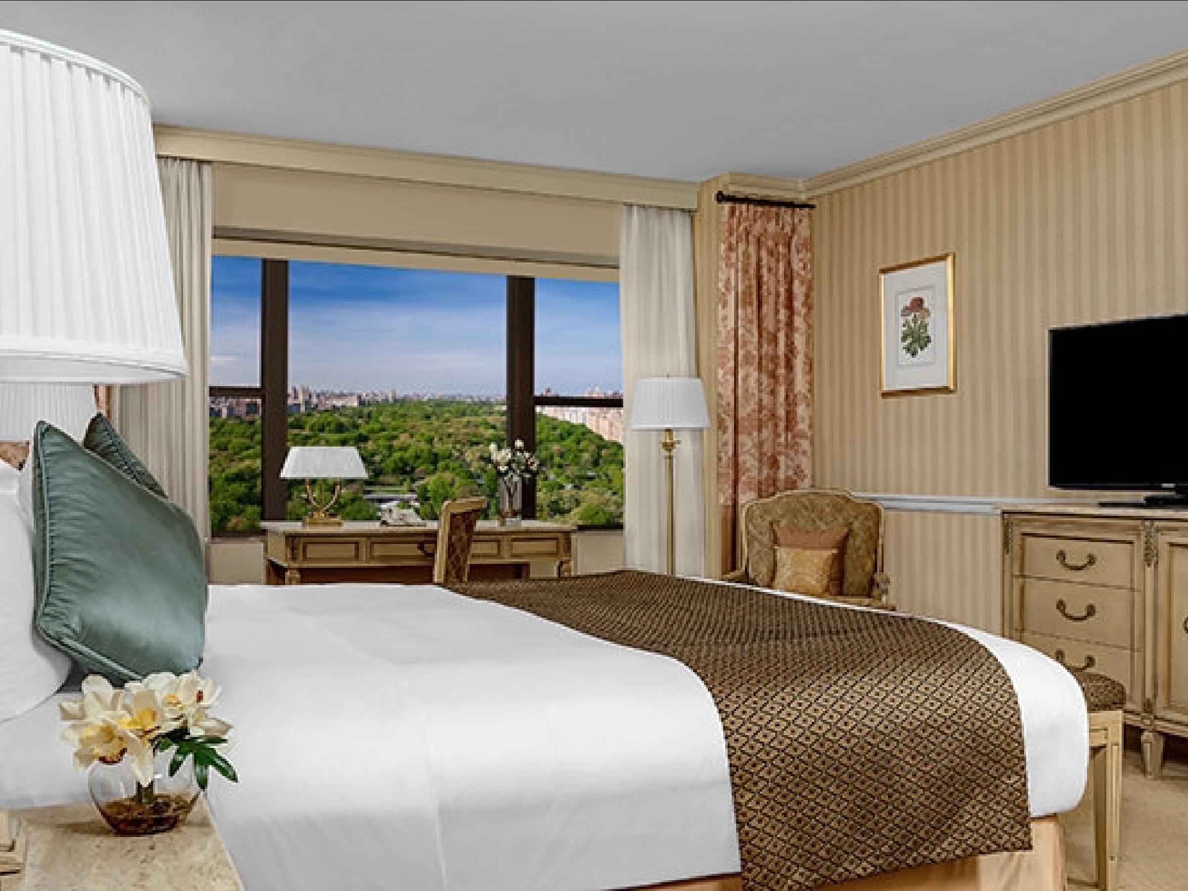 Park Lane Hotel ✩✩✩✩ - Стандартный номер:От $160 за ночь(В зависимости от сезона)Район: Центральный Парк
