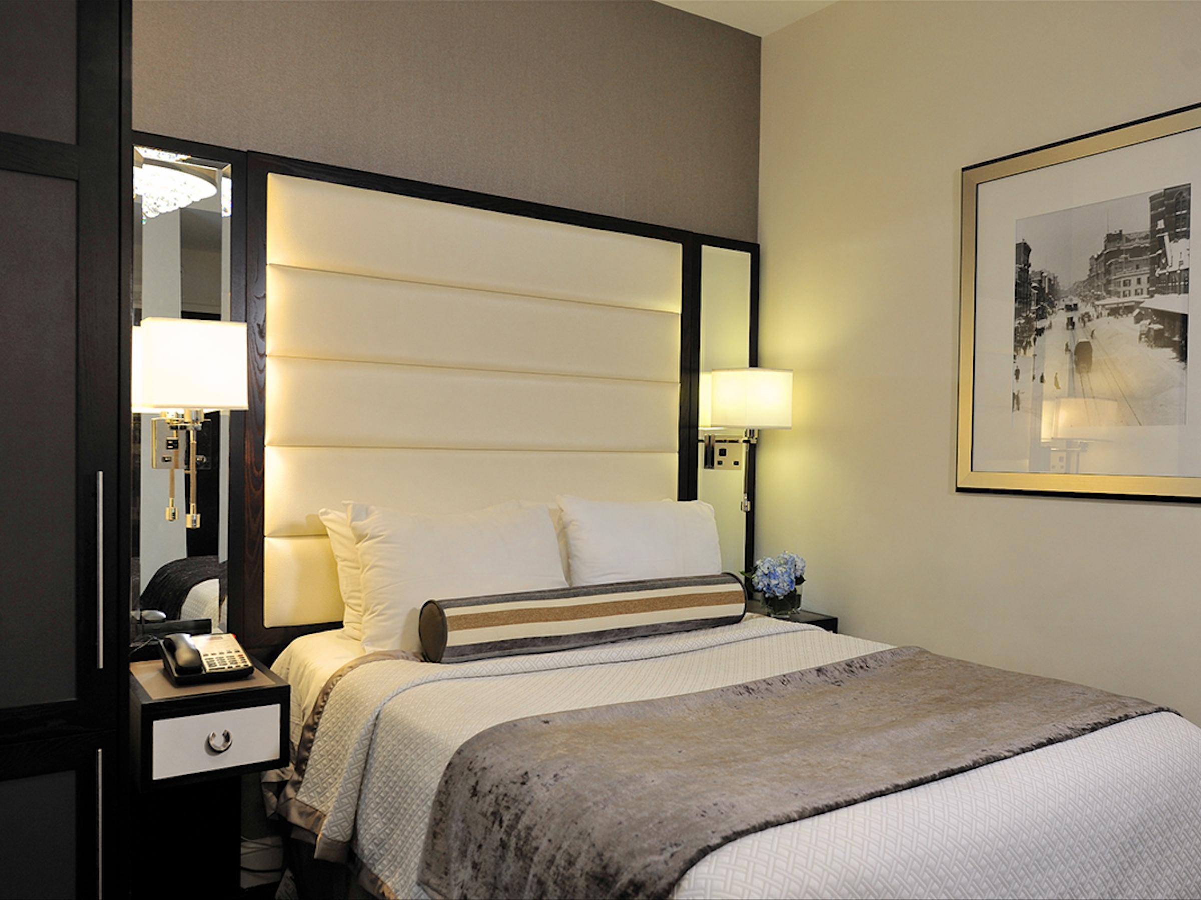 Park South Hotel ✩✩✩✩ - Стандартный номер:От $140 за ночь(В зависимости от сезона)Район: Грамерси