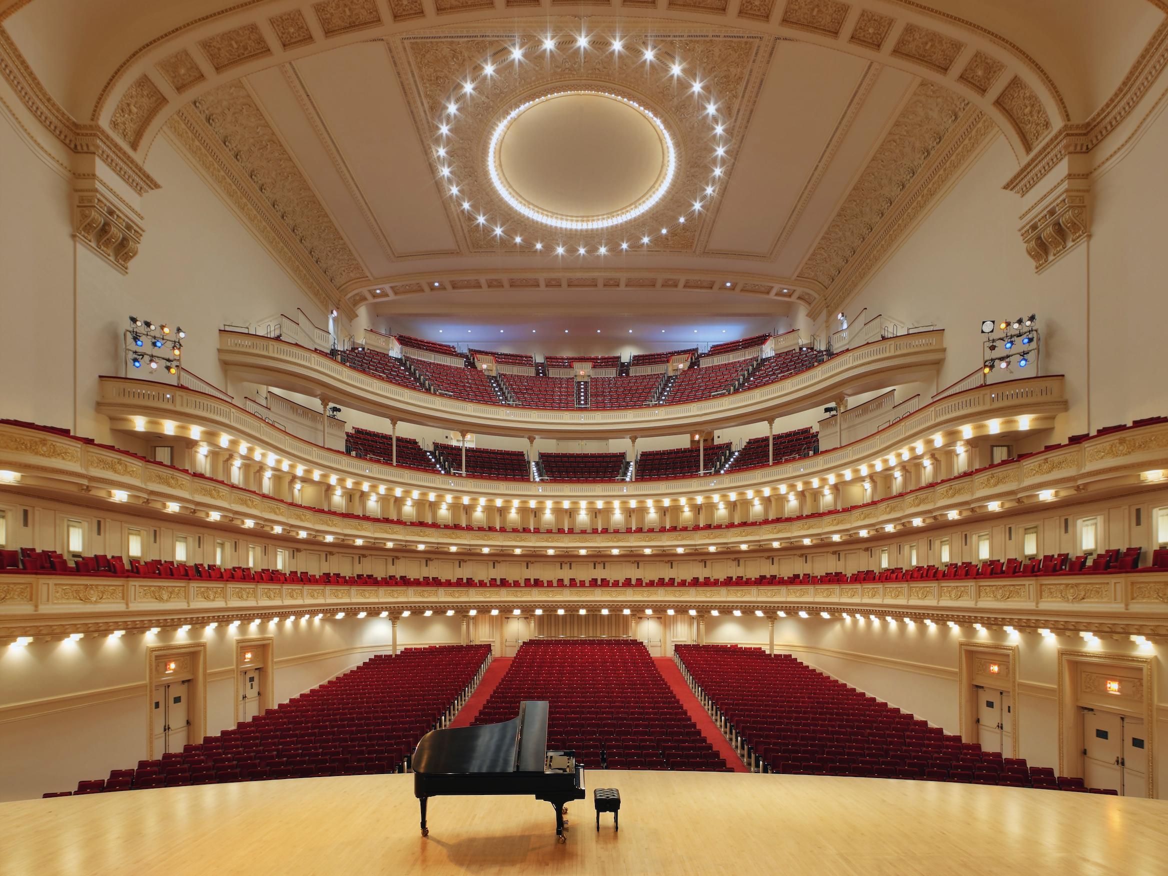 Carnegie Hall -