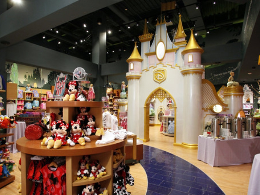 Disney Store - 1540 Broadway, New York, NY 10036