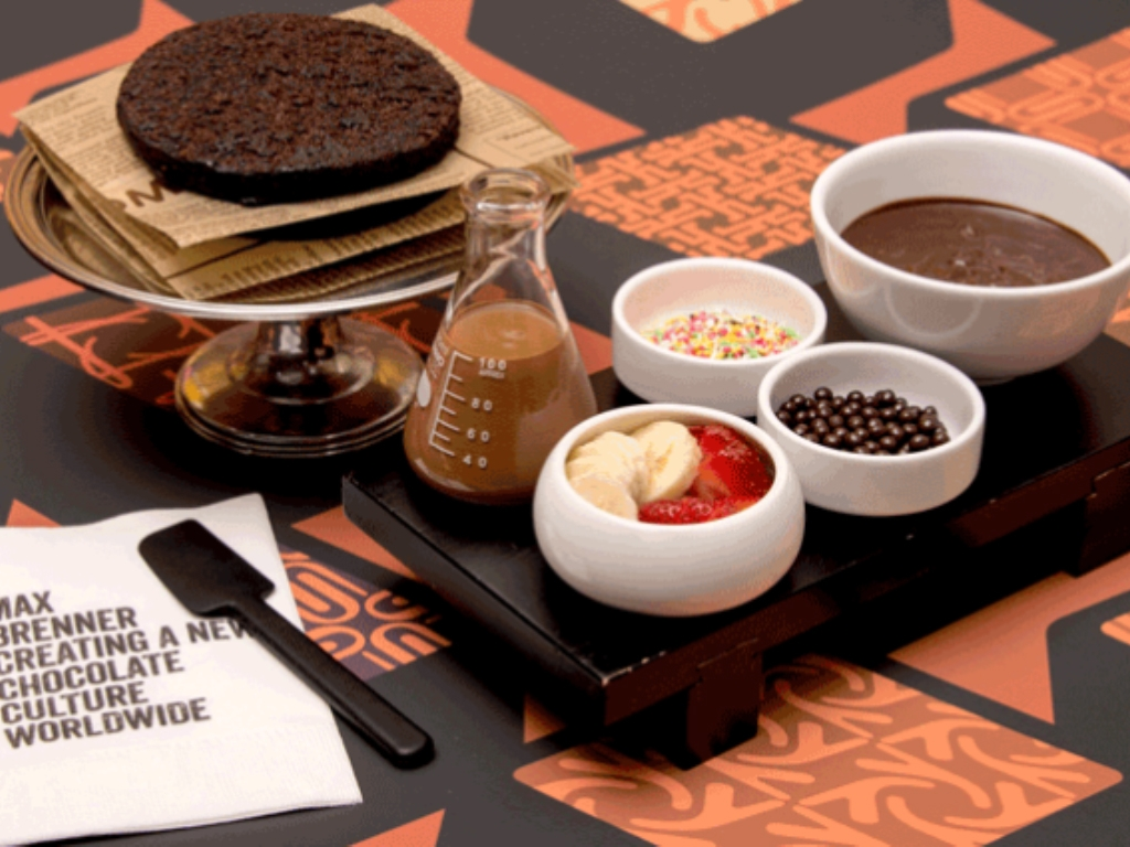 Max Brenner  - 841 Broadway, New York, NY 10003