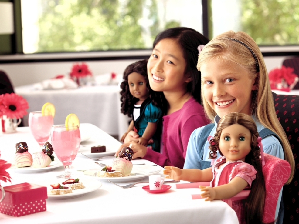 American Girl Place - 609 5th Ave, New York, NY 10017