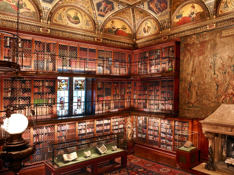 The Morgan Library - 225 Madison Ave, New York, NY 10016
