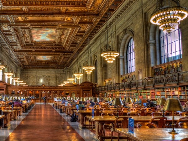New York Public Library - 476 5th Ave, New York, NY 10018