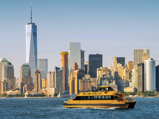 NY Water Taxi - Адрес пирса: Pier 79, 459 12th Ave, New York, NY 10018Стоимость круиза: от $35 (за человека)Продолжительность круиза: от 60 минут