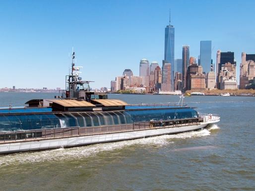 Bateaux New York Cruises - Адрес пирса: Chelsea Piers, Pier 61, New York, NY 10011Стоимость круиза: от $61 (за человека)Продолжительность круиза: от 2 часов