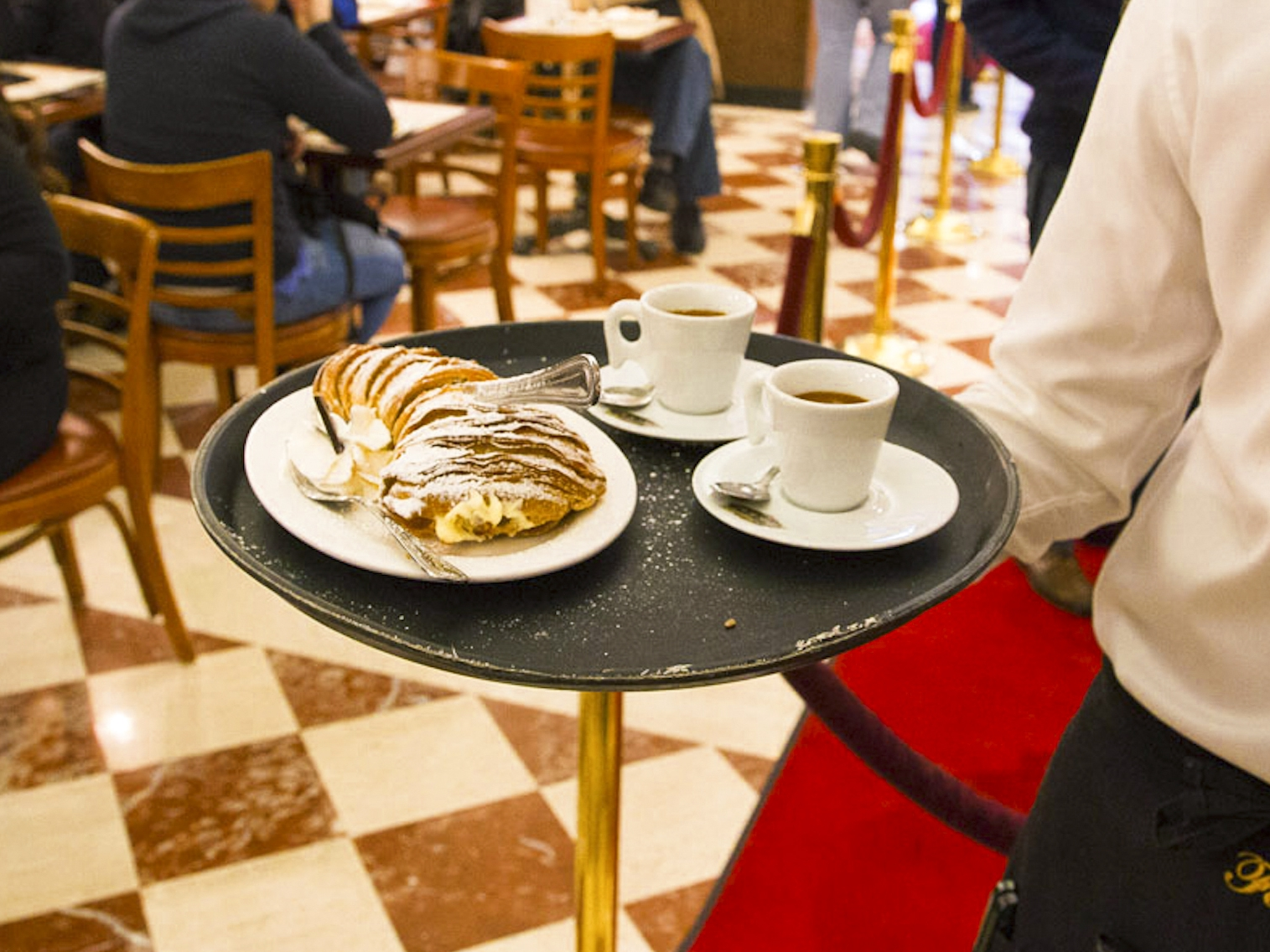 Ferrara Bakery - 195 Grand St, New York, NY 10013