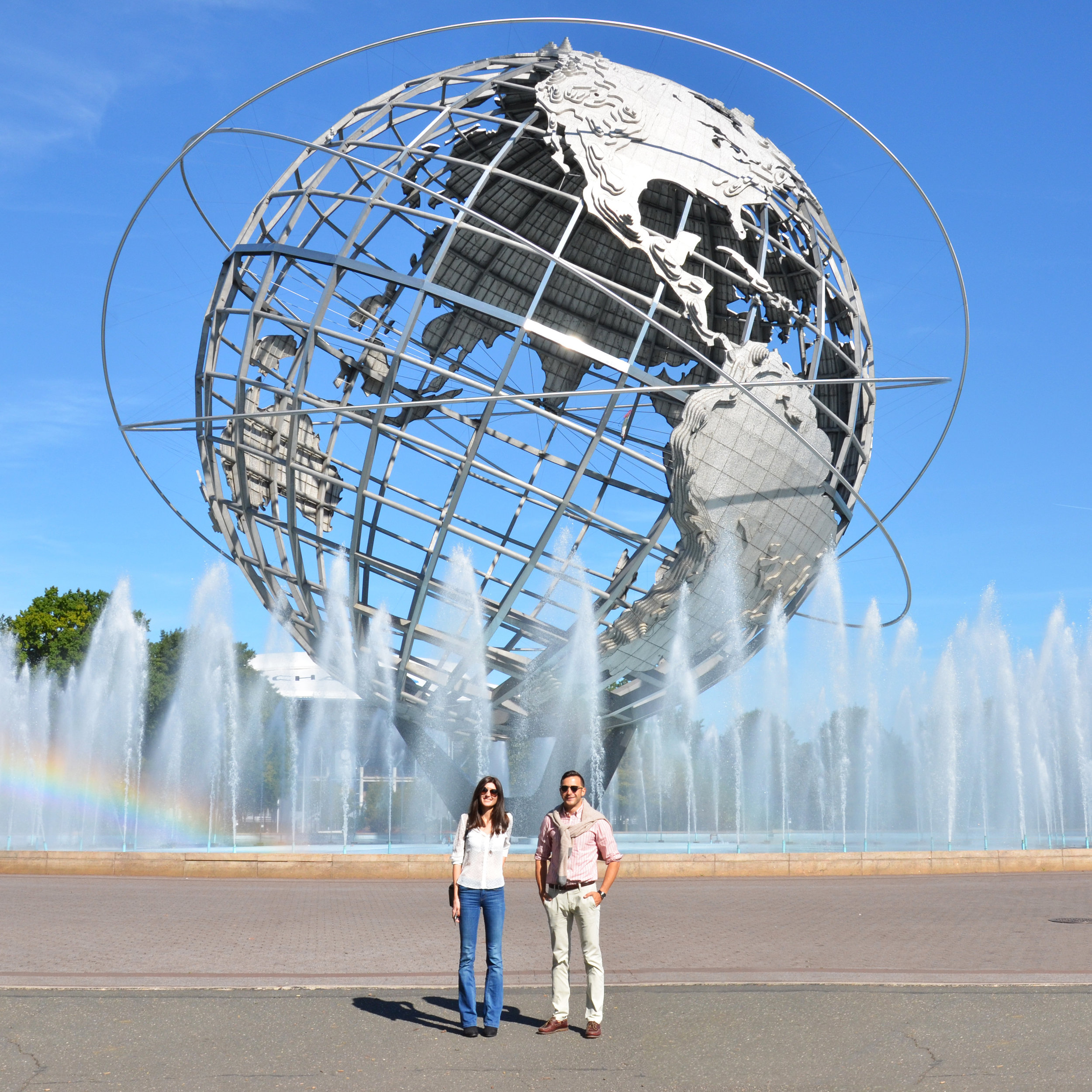 Место Всемирной выставки 64-65 - Место, которое все видели, но никто не знает, где находится