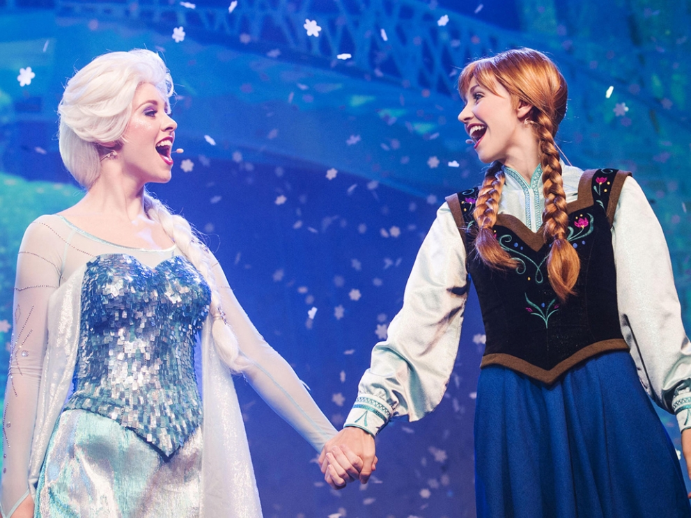 Frozen - 246 W 44th St, New York, NY 10036
