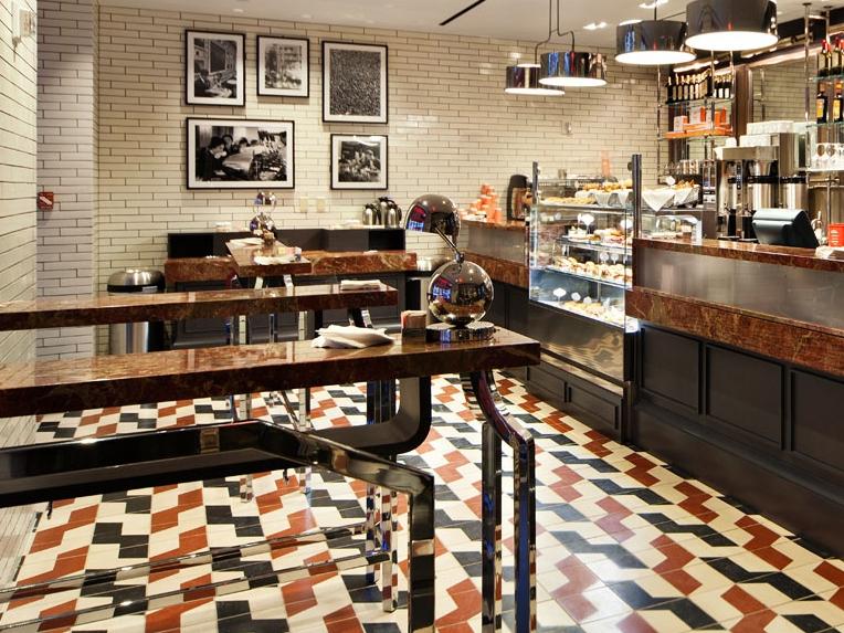 Sant Ambroeus Coffee Bar - 540 Park Ave, New York, NY 10021