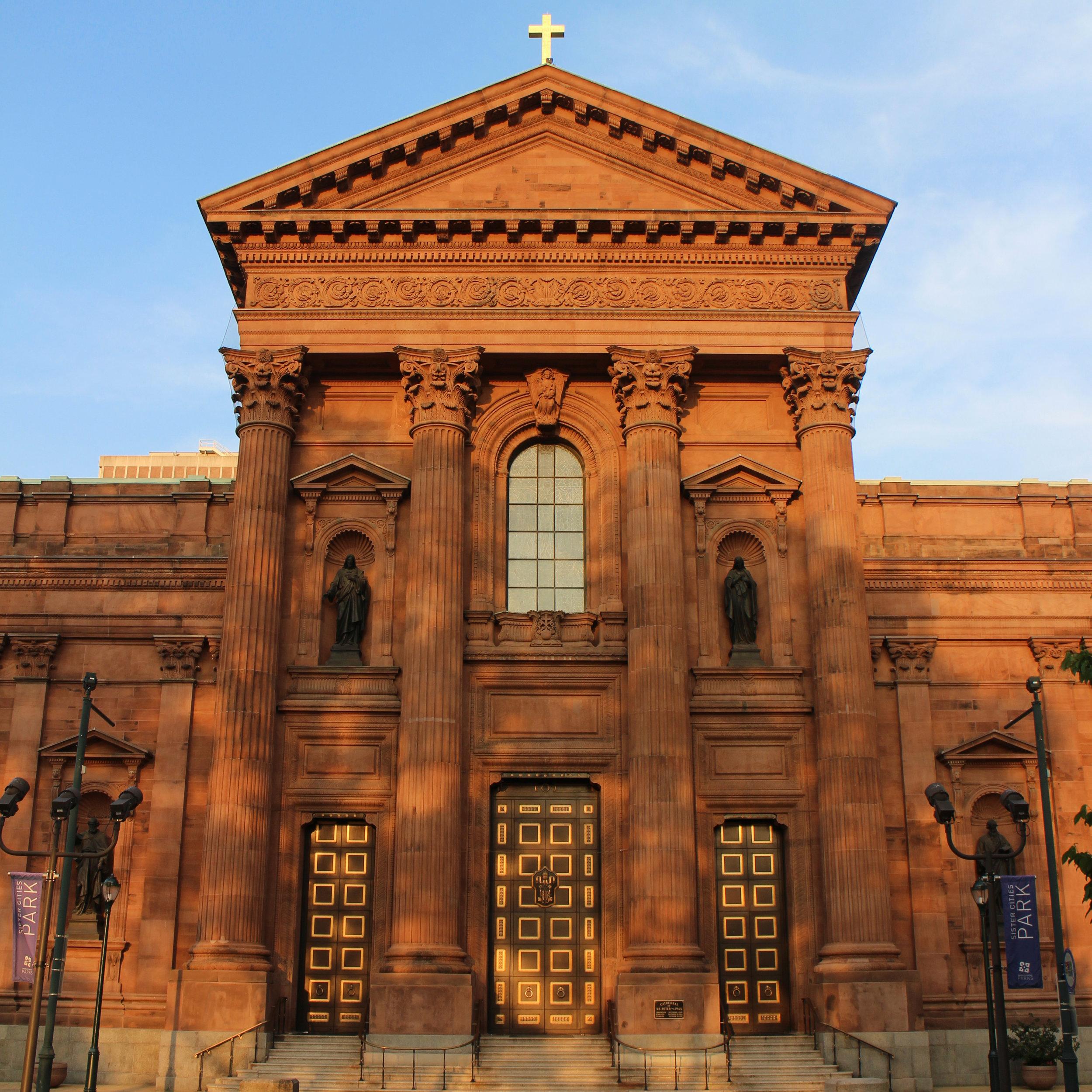 Церкви и соборы Филадельфии -