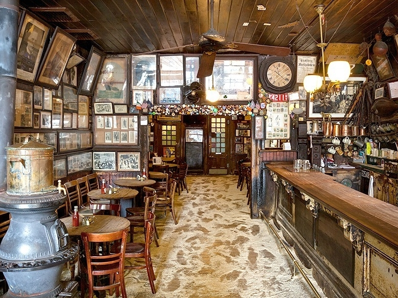McSorley's Old Ale House  - 15 E 7th St, New York, NY 10003