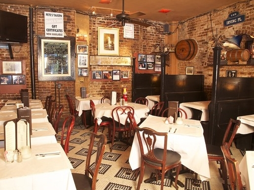 Pete's Tavern - 129 E 18th St, New York, NY 10003