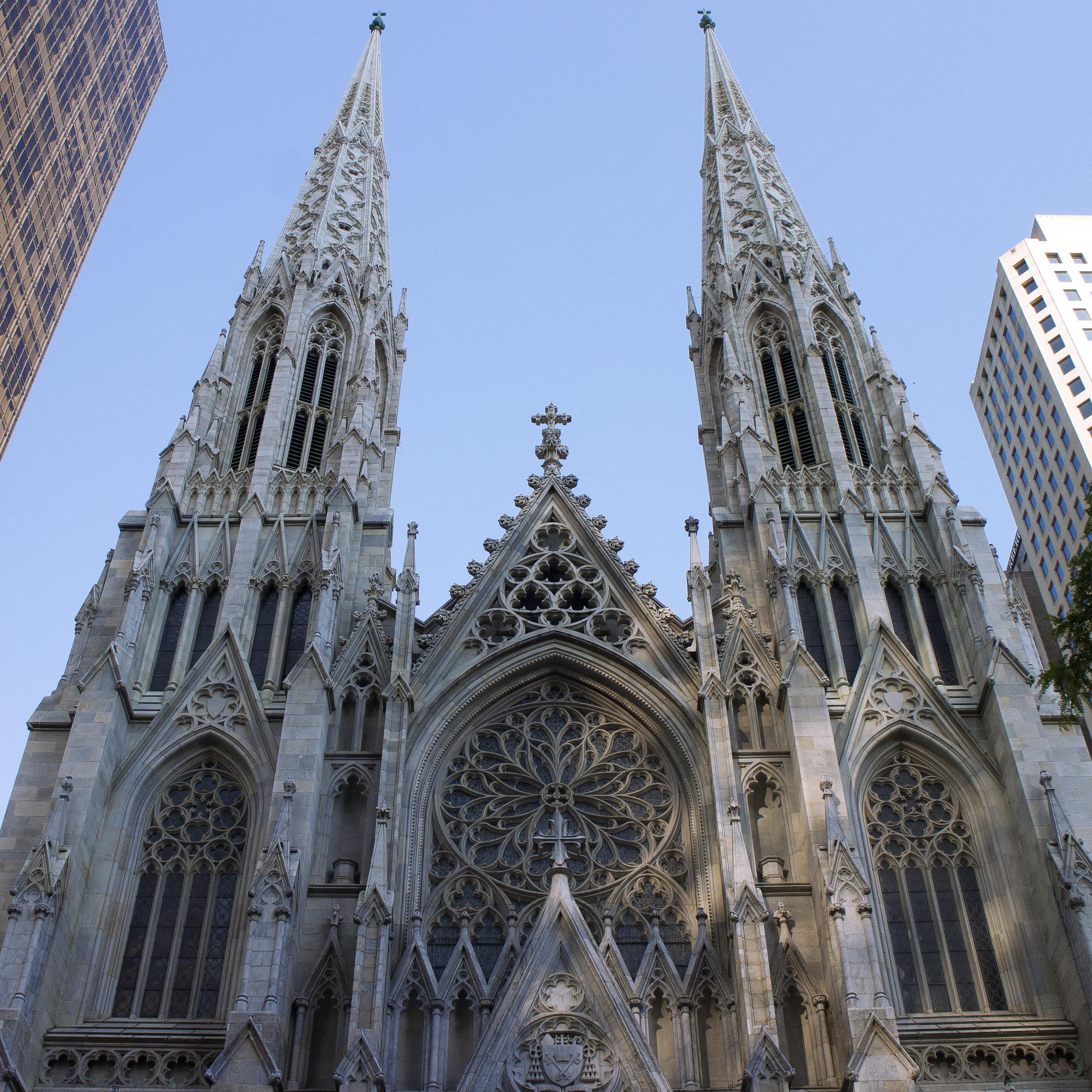 Собор Святого Патрика -