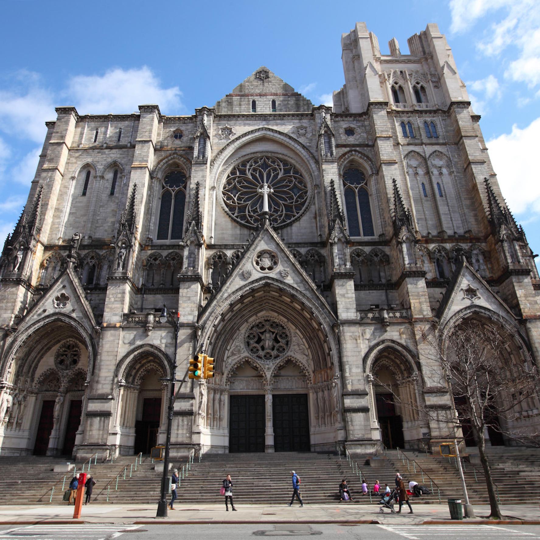 Собор Святого Иоана - Самая неформальная церковь города