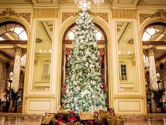 Отель Плаза - The PlazaФешенебельный Plaza Hotel работает с 1907 года, но свою мировую известность он приобрел благодаря фильму