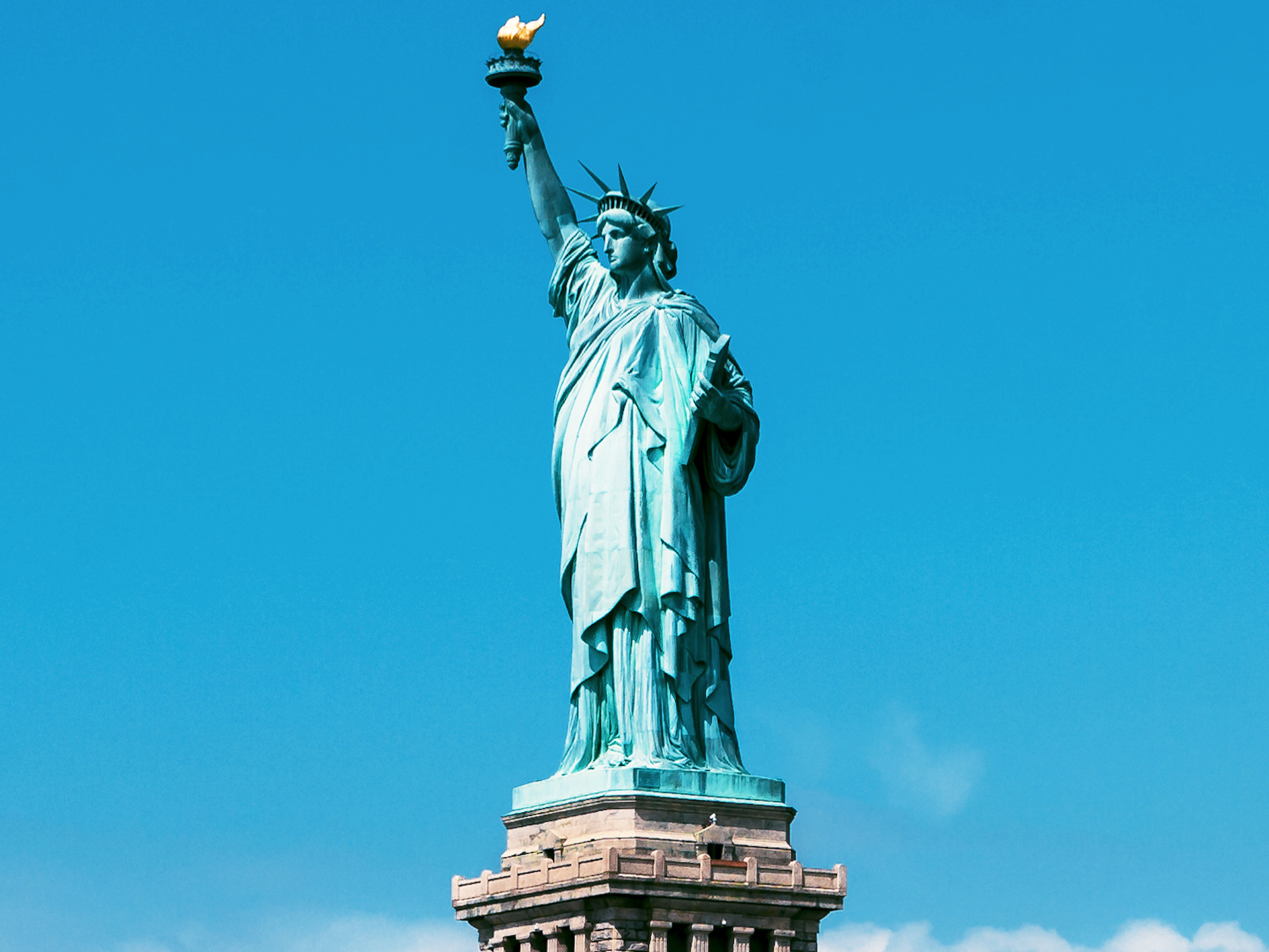 Статуя Свободы -