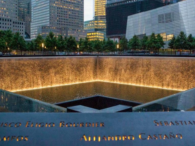 Мемориалы 9/11 -