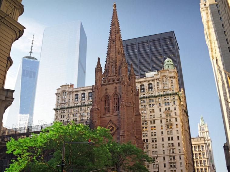 Церковь Святой Троицы -