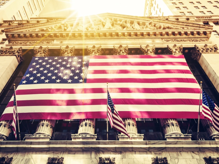 Фондовая биржа -