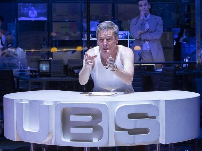 Network - Belasco TheatreЗвезда: Брайан Ли КрэнстонНа Бродвее до: 8.06.19