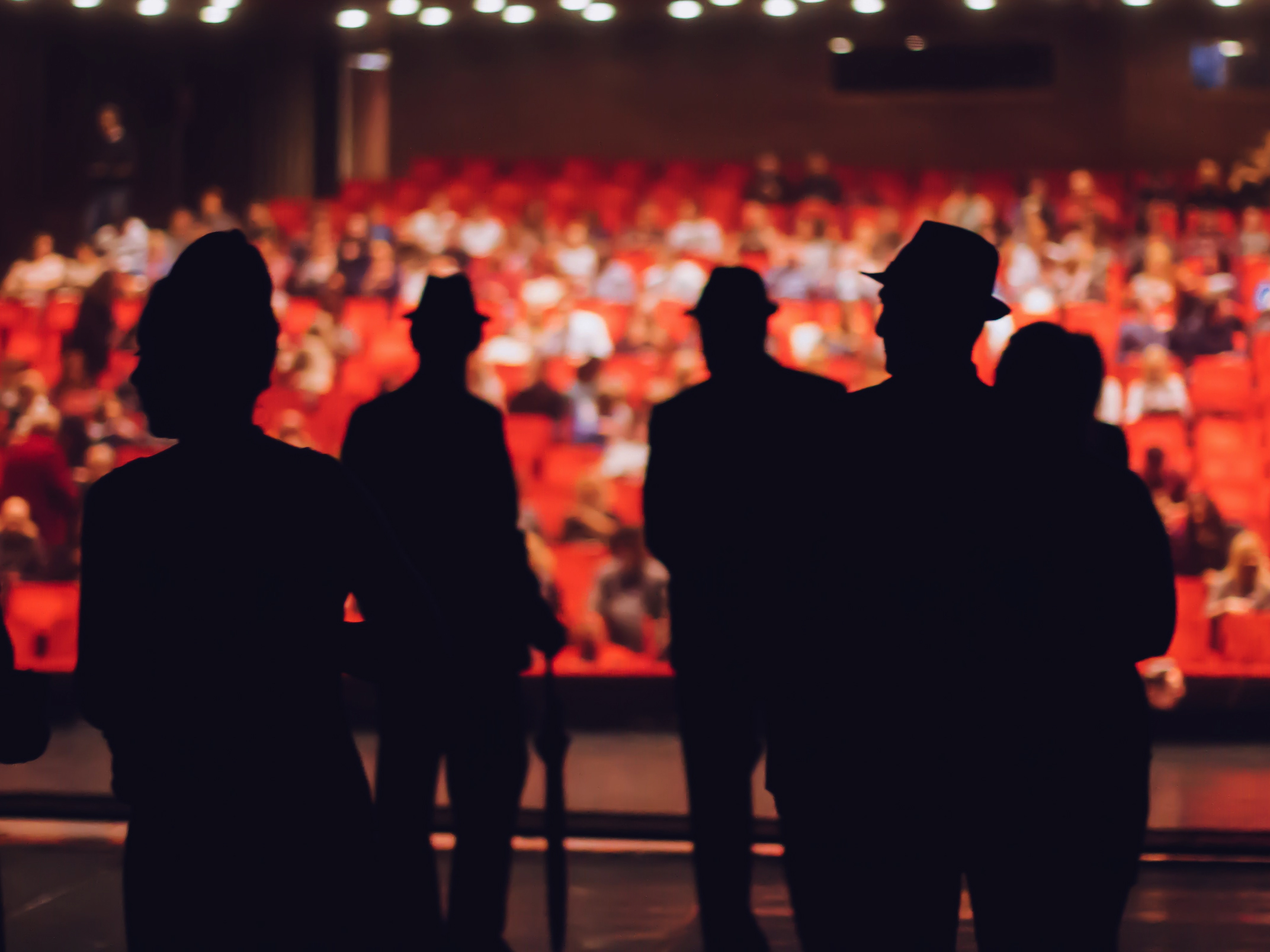 Театр - Голливудские актеры на Бродвее
