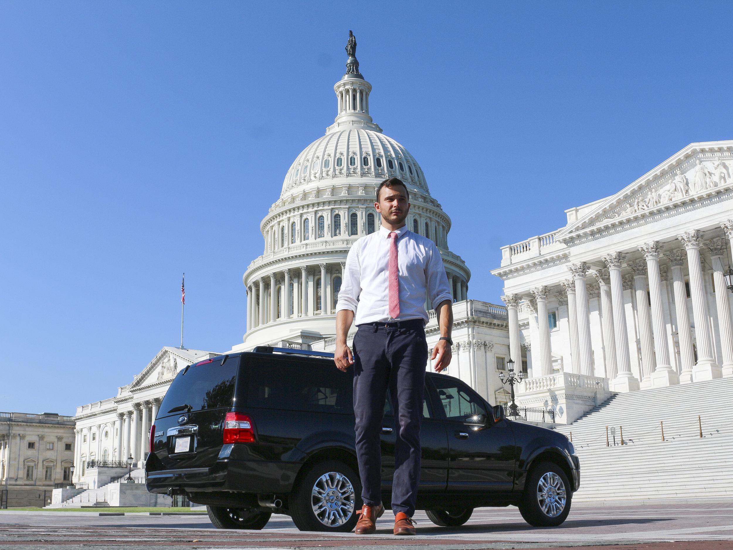 Как добраться до Вашингтона -