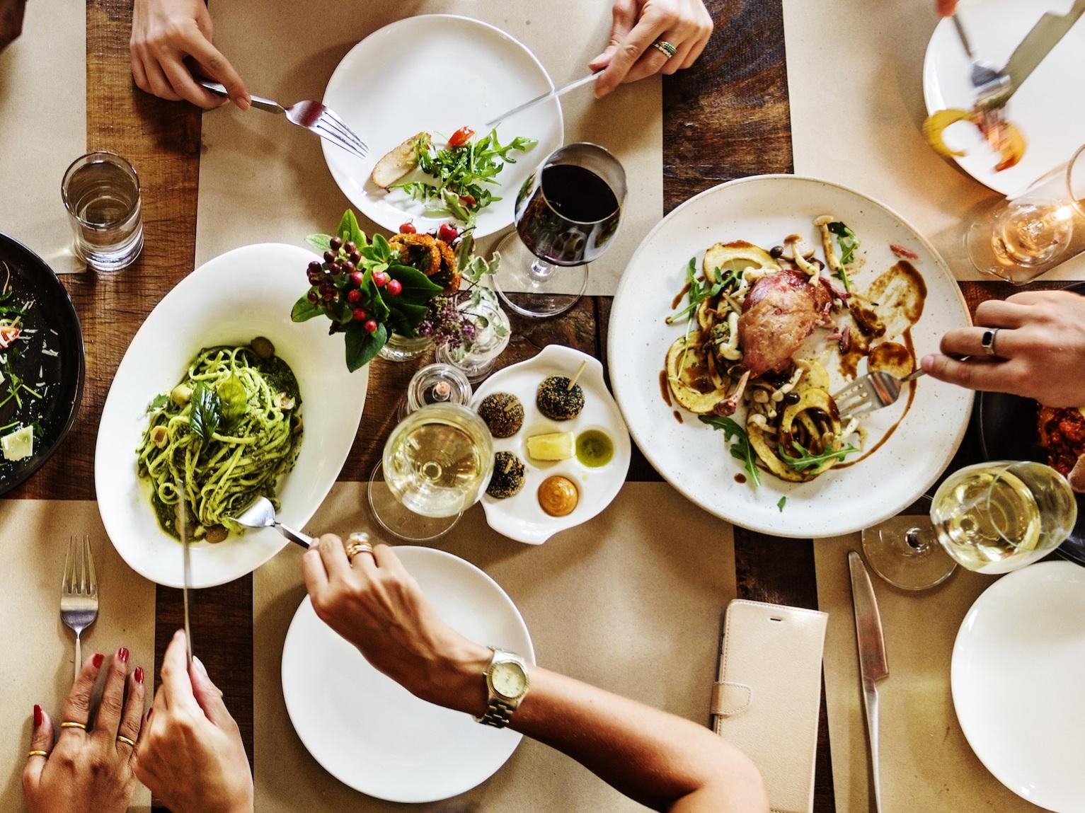 Еда - Лучшие рестораны, кафе, закусочные
