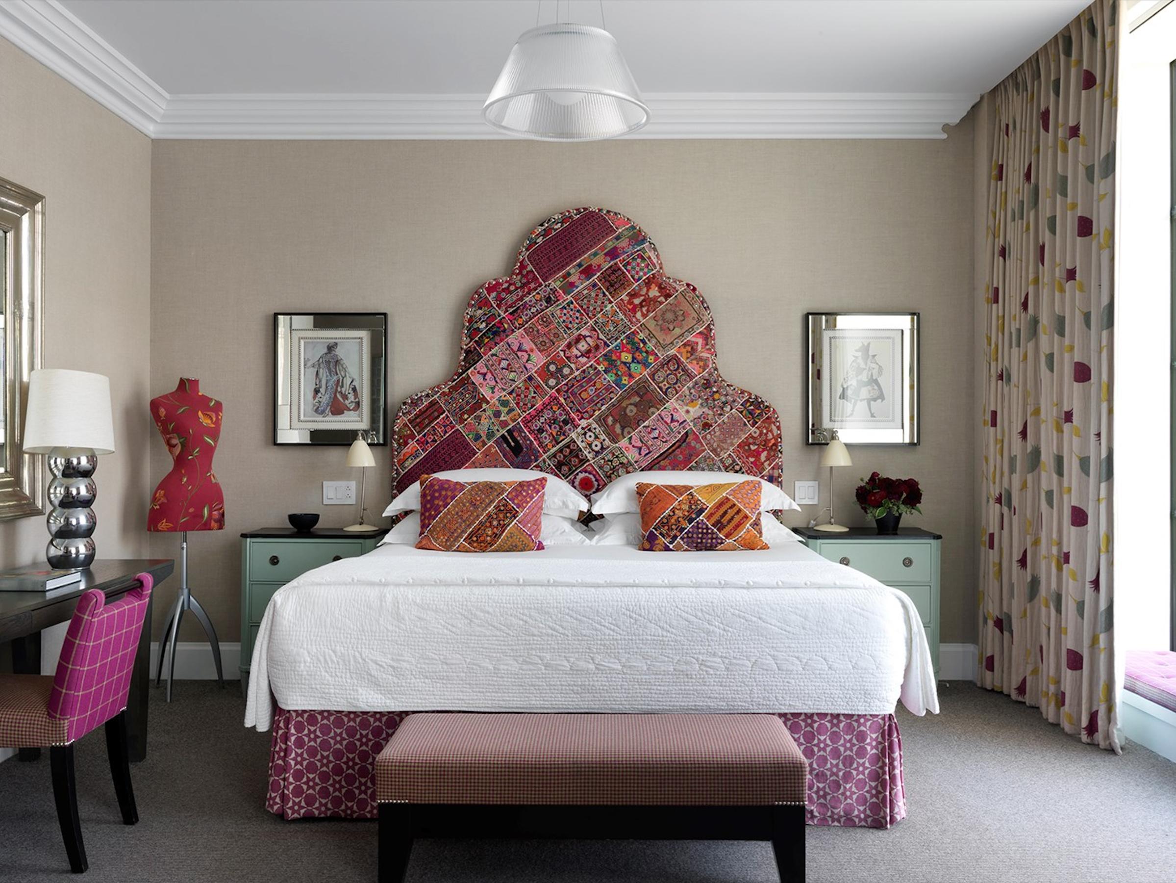 Crosby Street Hotel ✩✩✩✩✩ - Стандартный номер:От $650 за ночь(В зависимости от сезона)Район: СОХО