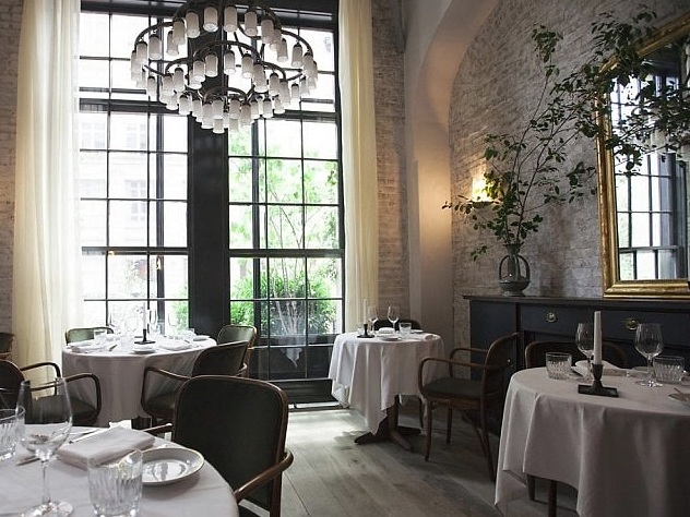 Le Coucou - 138 Lafayette St, New York, NY 10013