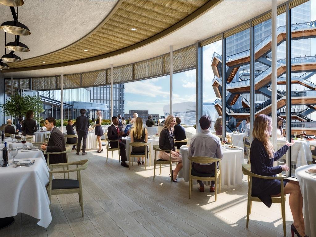 Estiatorio Milos Hudson Yards - 20 Hudson Yards, 5th Floor, New York, NY 10001
