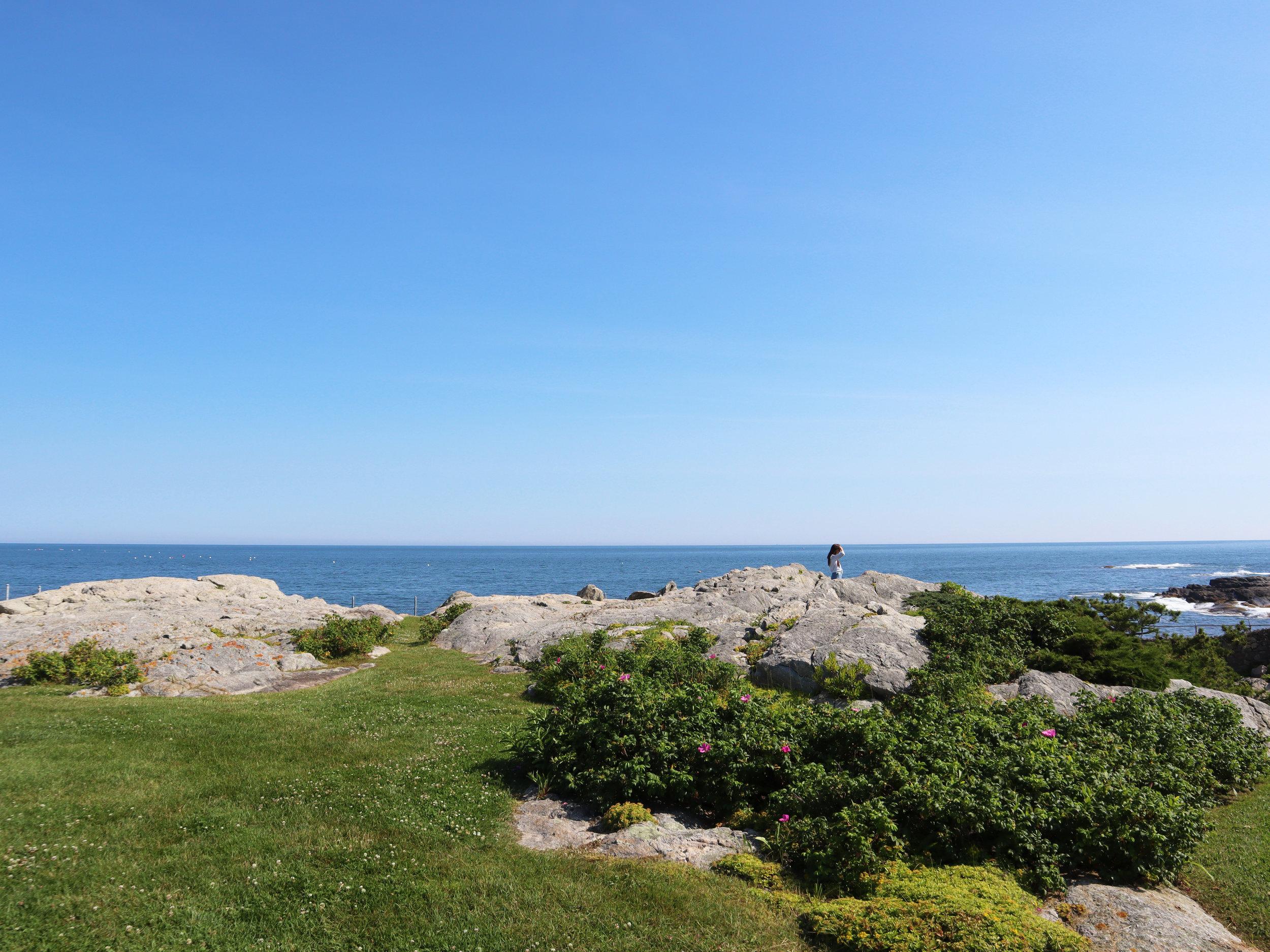 Атлантический океан -