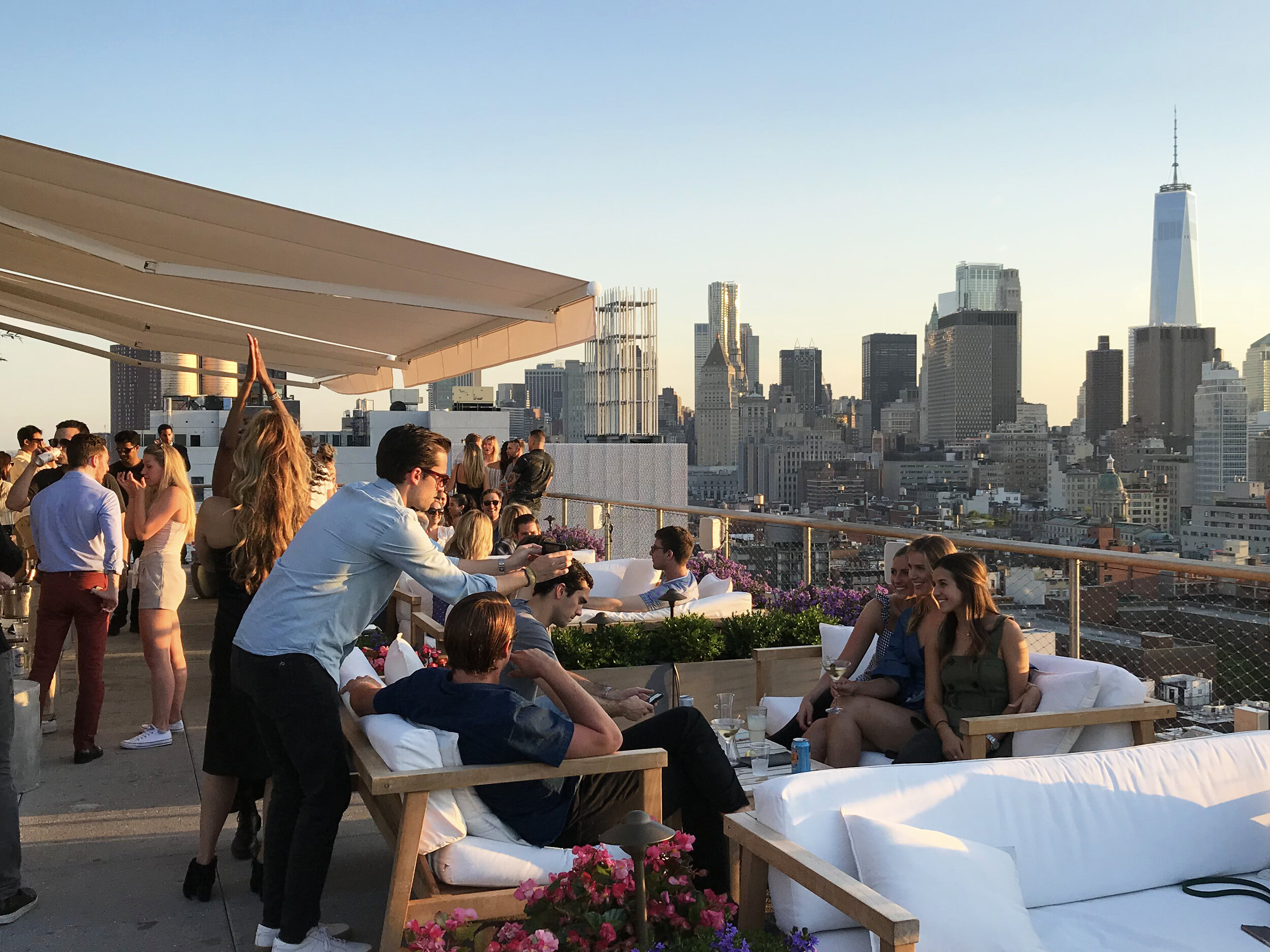 The Roof - 215 Chrystie St, New York, NY 10002