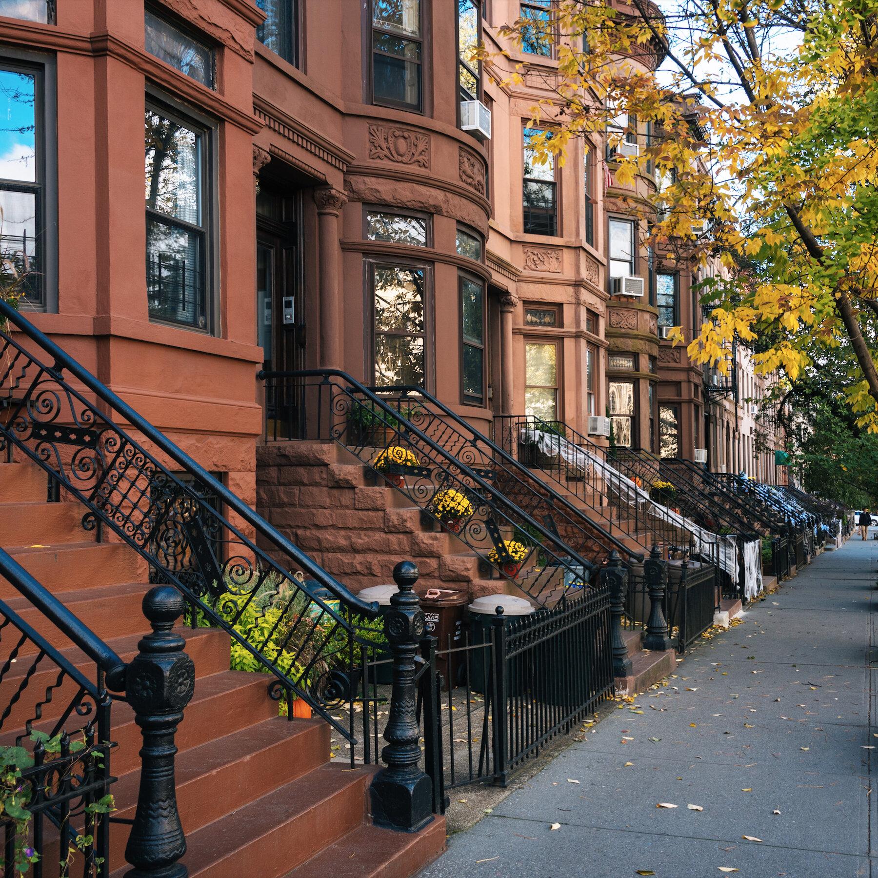 Бруклин Хайтс - Самая красивая часть Бруклина