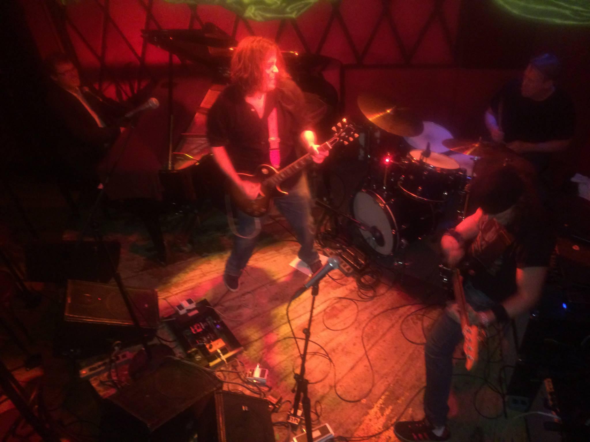 Los Lotharios at Rockwood Music Hall Stage 2