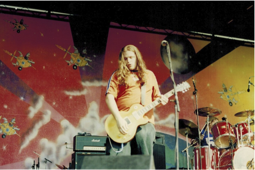 Starlight Amphitheater, Nashville, TN H.O.R.D.E Tour 1995
