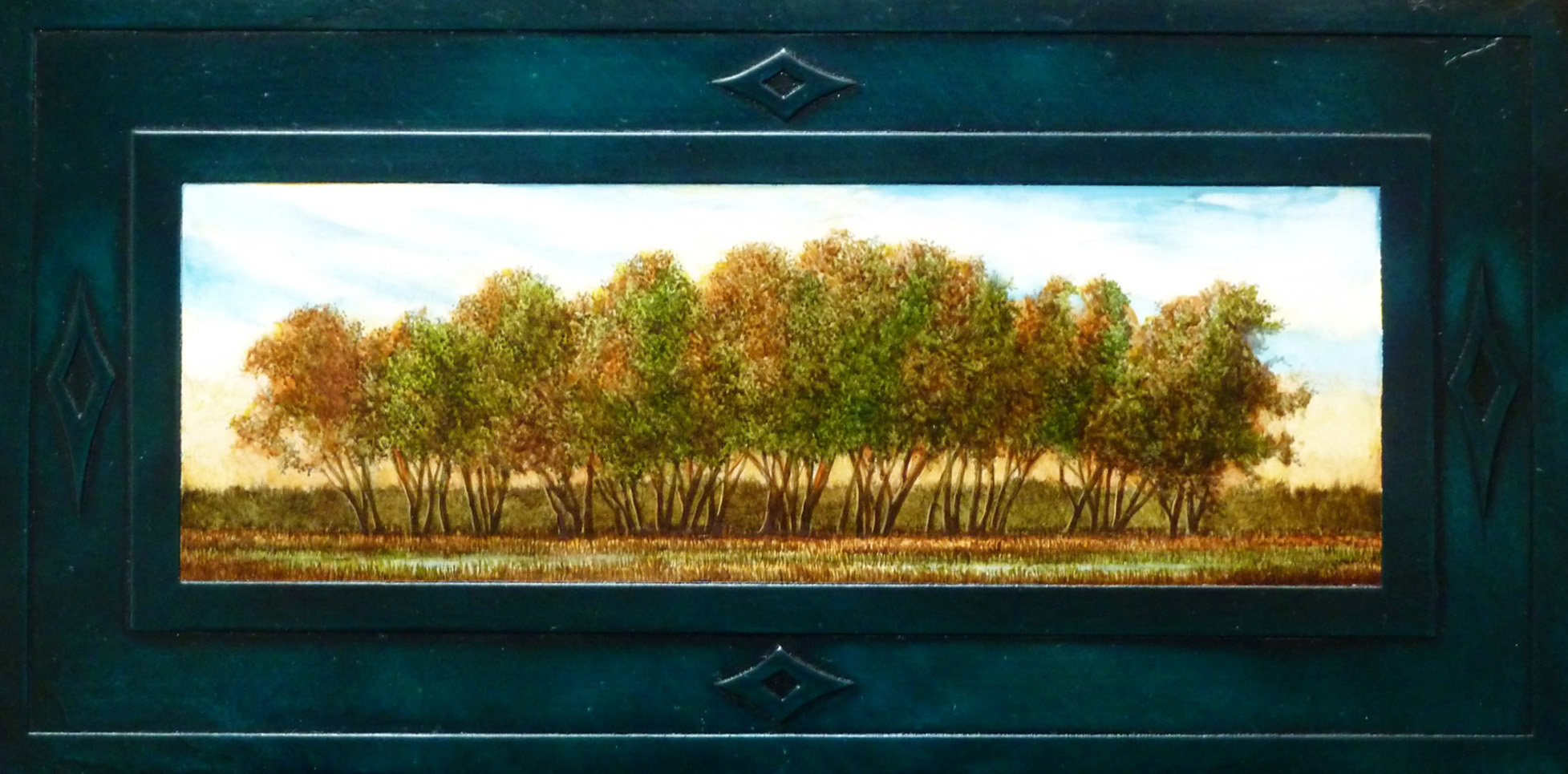 Russian Olive Row - $325