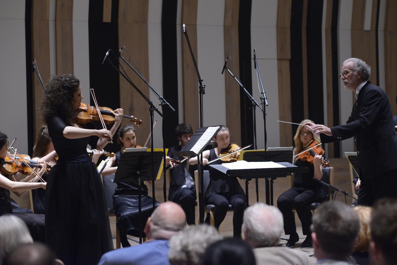 Jewis Art Days Opening Gala Budapest Music Center-K.A. Hartmann: Concerto Funebre