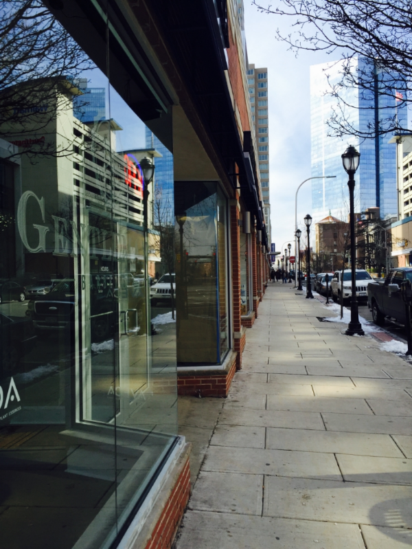 Gentleman's Barber Spa in Downtown White Plains