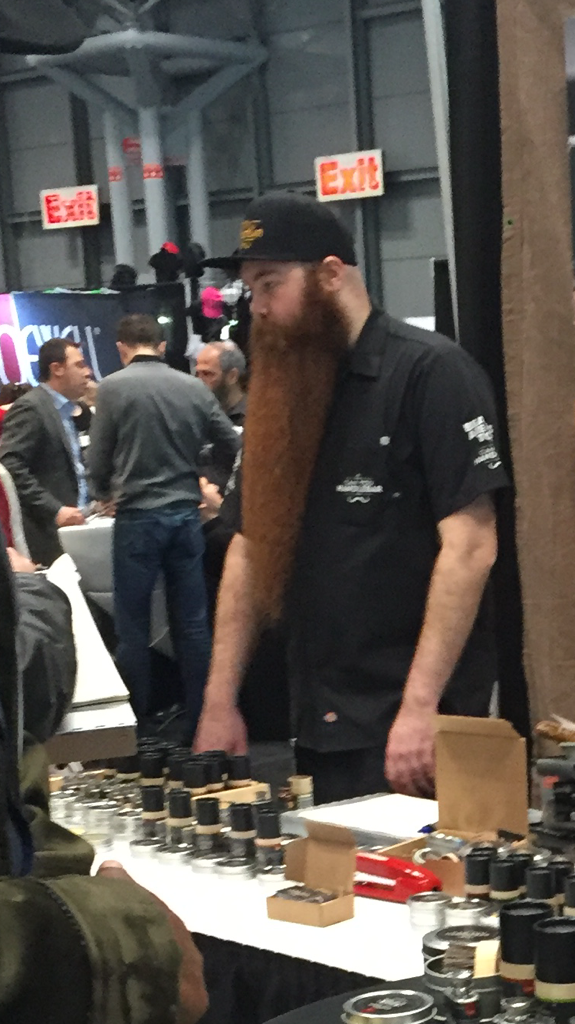 We Like Your Beard...Your Beard's Good