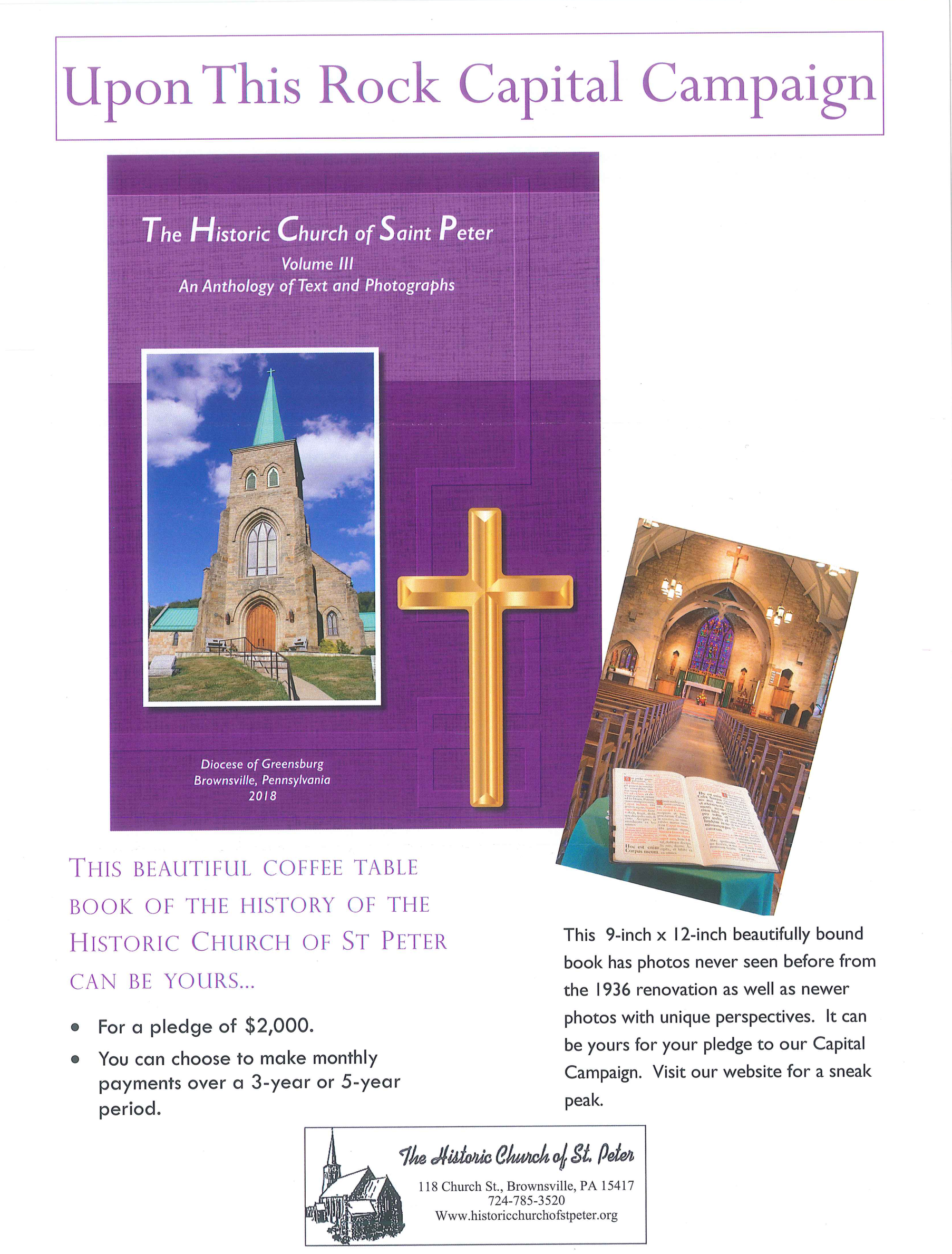 to view a sample of the first few pages of the book, click the image above to download a pdf.