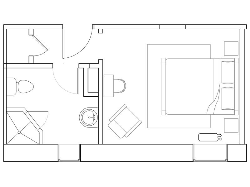 NO. 03/ HH CLASSIC ROOM