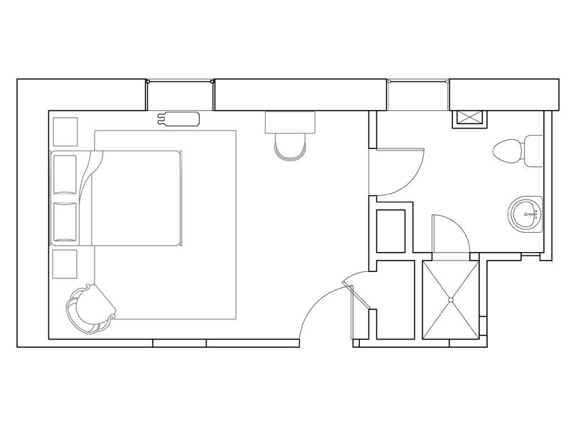 NO. 02 / HH CLASSIC ROOM